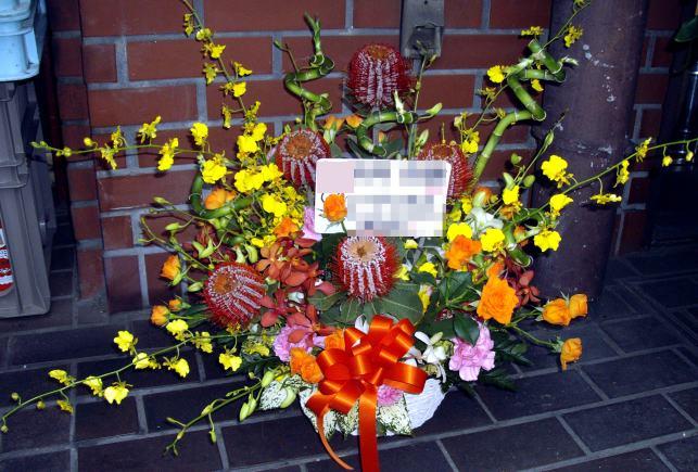 フラワーアレンジメントArr8-9 ¥15,000.-