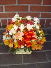 Arr11-1 フラワーアレンジ ¥5,250.-