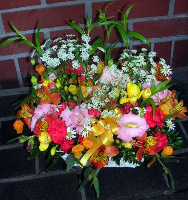 Arr11-3 フラワーアレンジ ¥5,250-