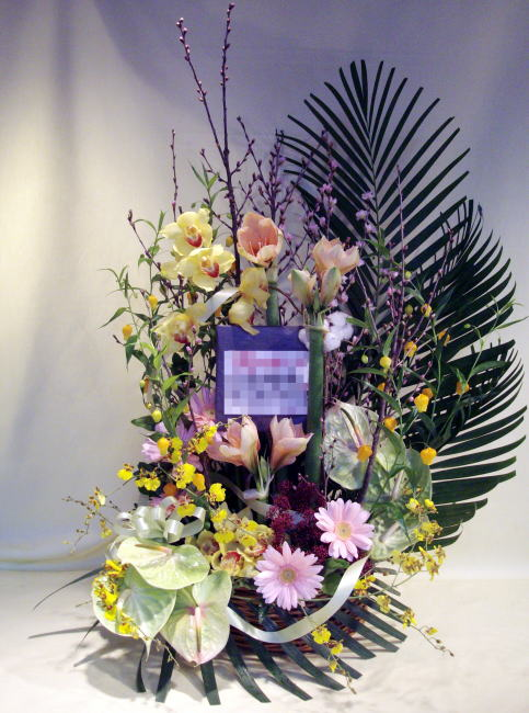 フラワーアレンジメントArr01-11 ¥21,000.-