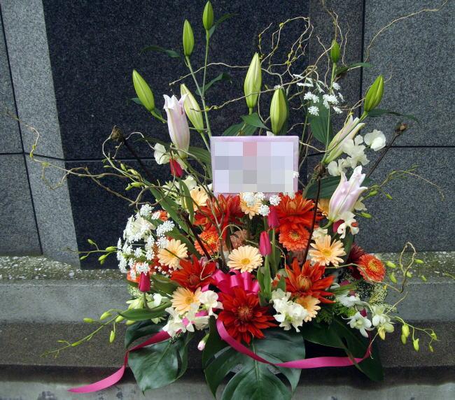 フラワーアレンジメントArr03-7 ¥15,000.-