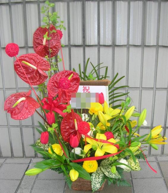 フラワーアレンジメントArr04-6 ¥10,000.-