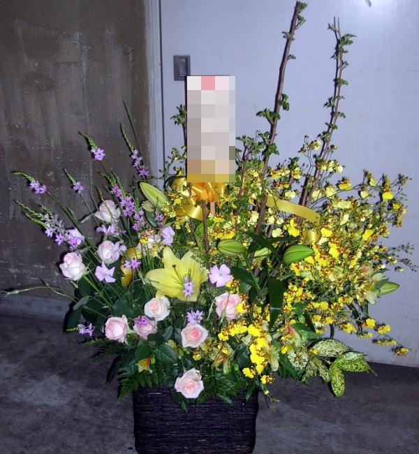 フラワーアレンジメントArr04-10 ¥20,000.-