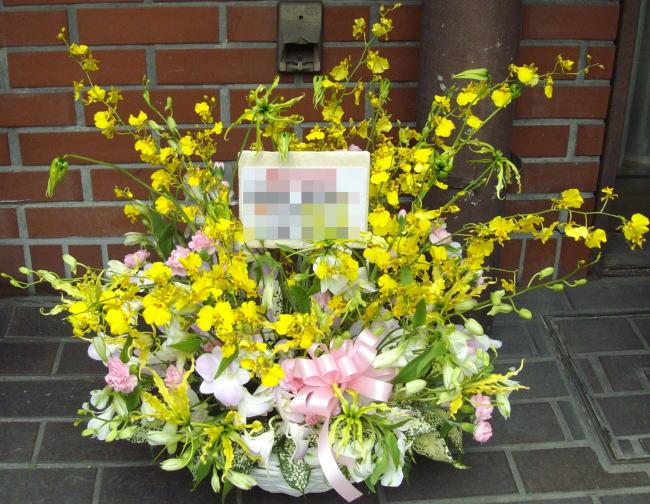 フラワーアレンジメントArr10-8 ¥15,000.-
